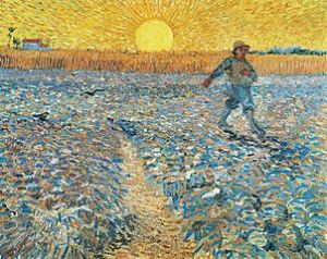 The Sower (Van Gogh, 1888)