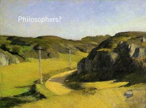Philosophers, Happiness