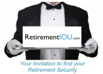 logo for website on retirement planning