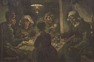 Vincent Van Gogh, The Potato Eaters